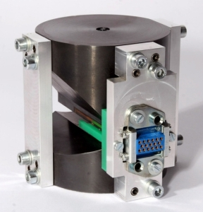 Plug of the new flux measurement fixture