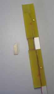 DFM-R Rutsche mit Spule in der Mitte
