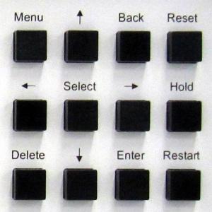 DFM-R Tastatur