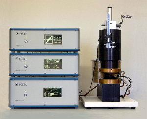 UMMS mit Heat Control Unit und Selten Erden Messjoch für DC Messungen